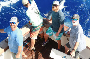 Fishing Hotshot Charters