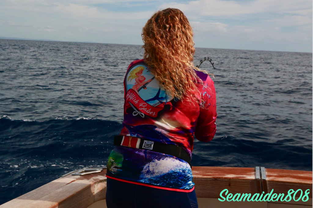 Billfish babes on board HotShot